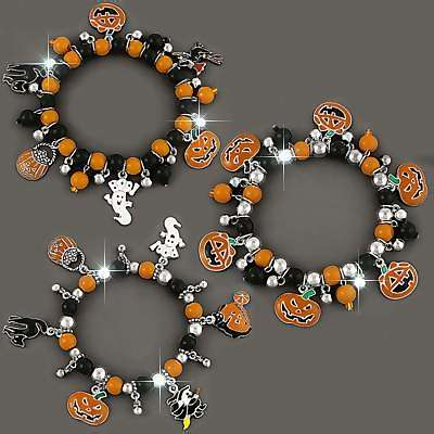 Halloween Charms Wholesale