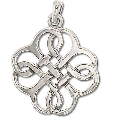 Silver Celtic Charms