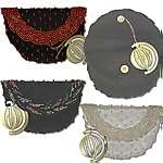 Beaded Dressy  and cash Change Purses