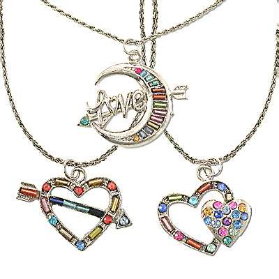 Wholesale Valentine S Day Jewelry Sterling Silver Hearts Love